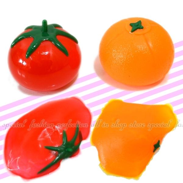 DF240出氣蛋~打扁它吧白煮蛋黑老鼠番茄橘子等多款發洩球發洩水球EZGO商城
