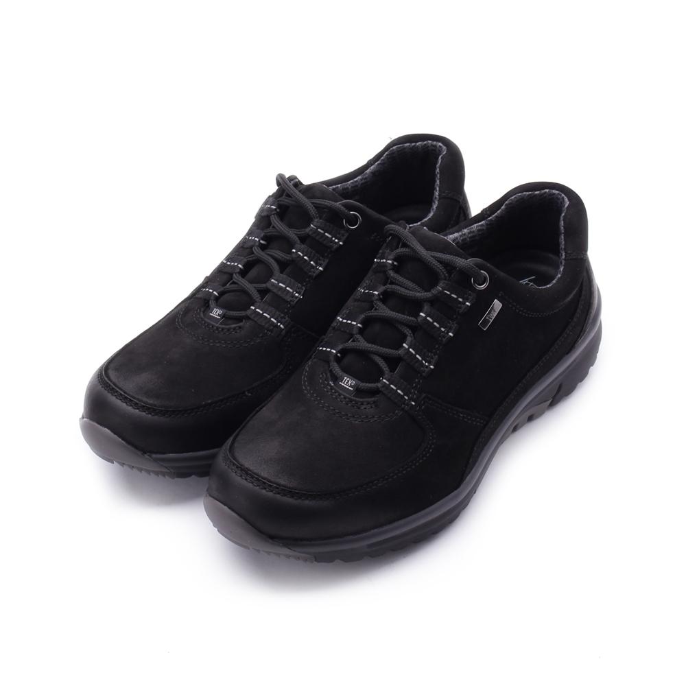 德國GABOR TEX防潑水休閒鞋 黑 96.996.87 女鞋