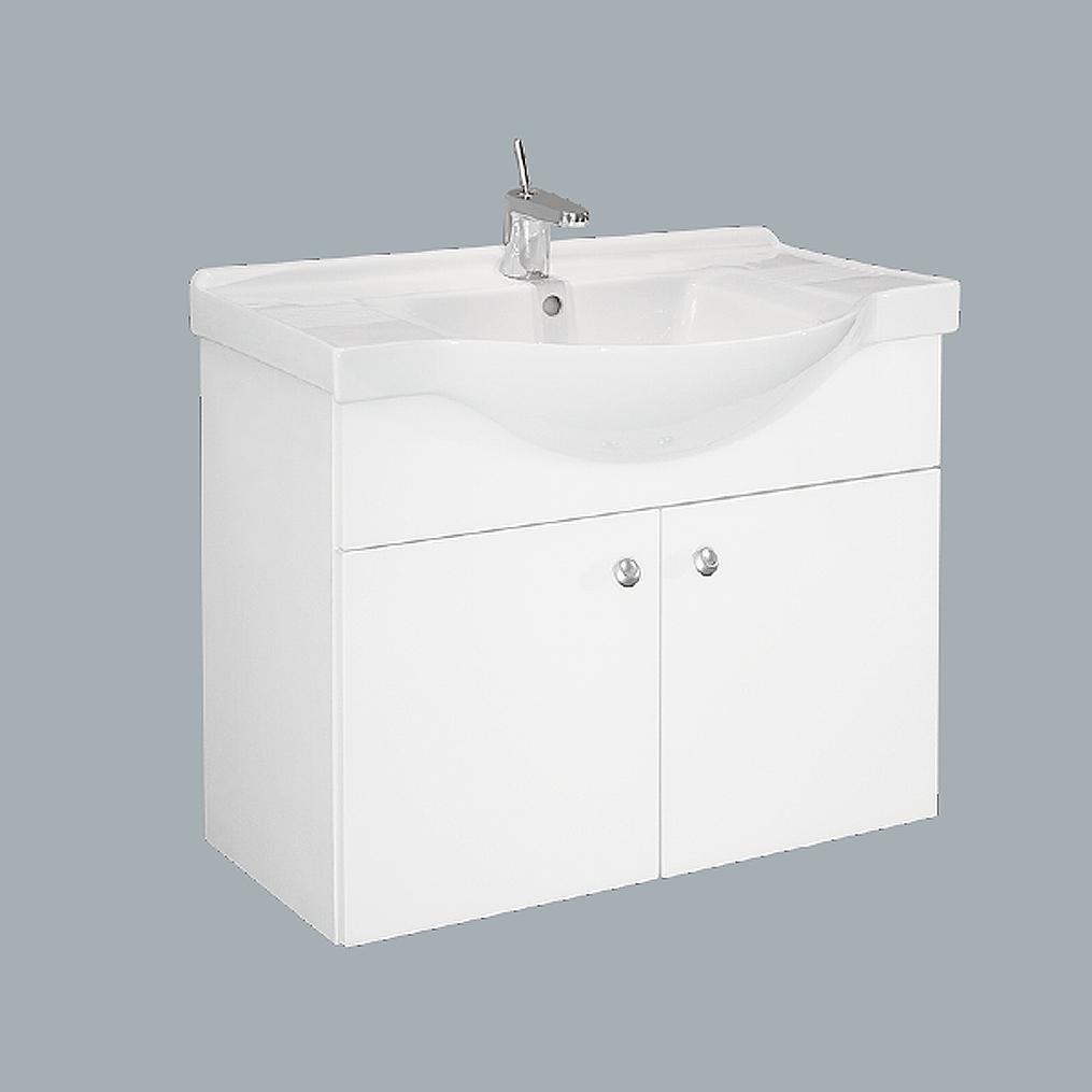 修易生活館HCG超級馬桶系列臉盆浴櫃LCS-4177 LF3111E