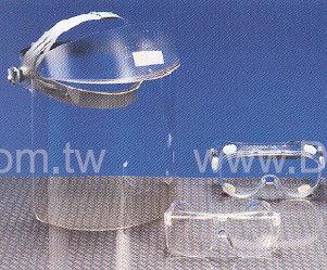 紫外線防護罩眼鏡UV Resistance Spectacle Faceshield