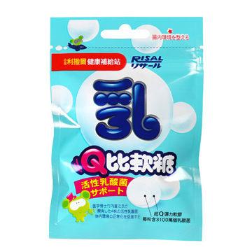 利撒爾 Q比軟糖-活性乳酸菌 25g/包【躍獅】