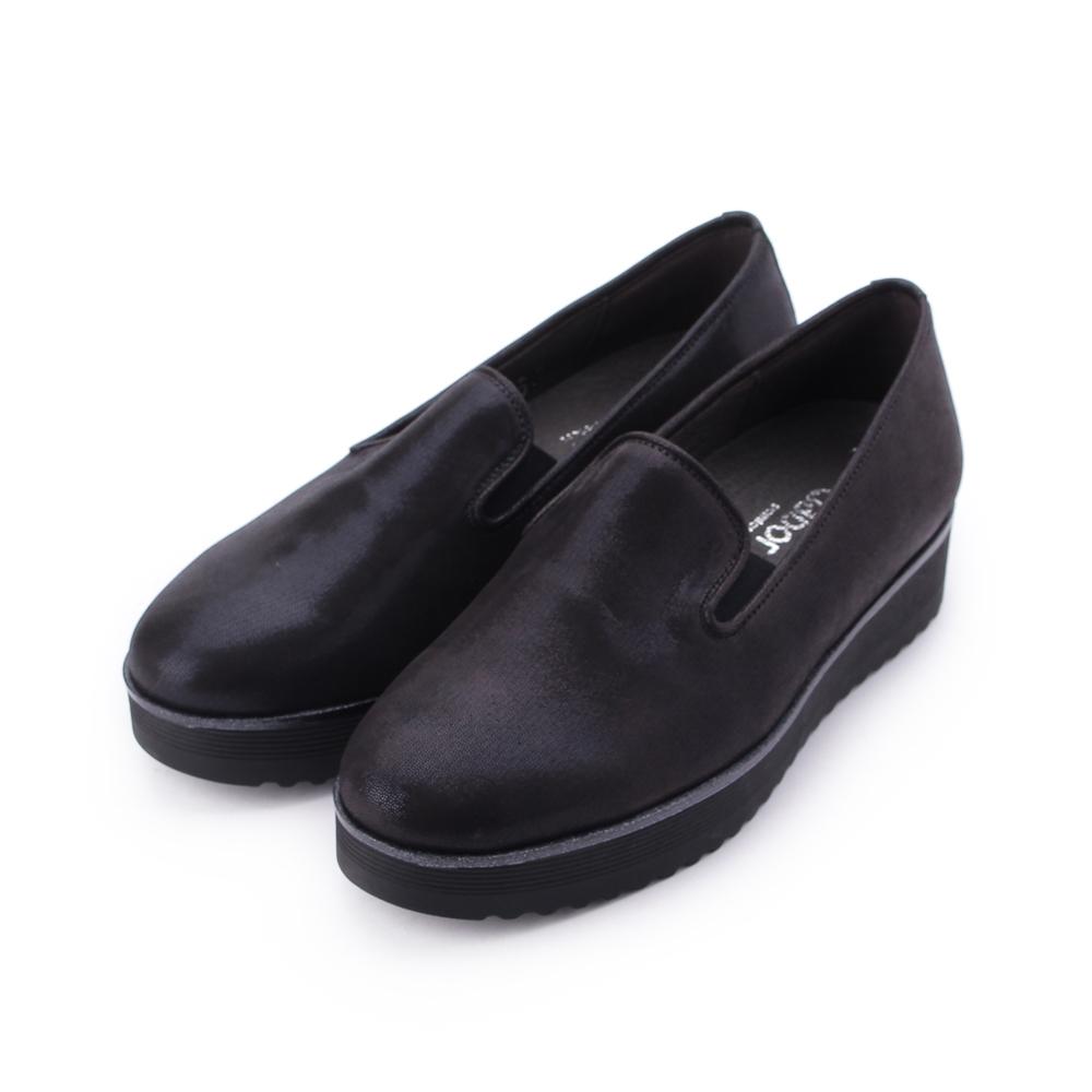 德國GABOR 真皮休閒厚底鞋 深藍 92.570.36 女鞋