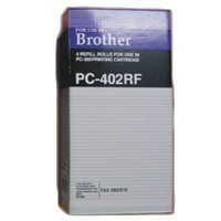 Brother PC-402RF傳真機專用轉寫帶(單支) 適用727/816/560/645/685/1280/1980 PC-402/402RF/402