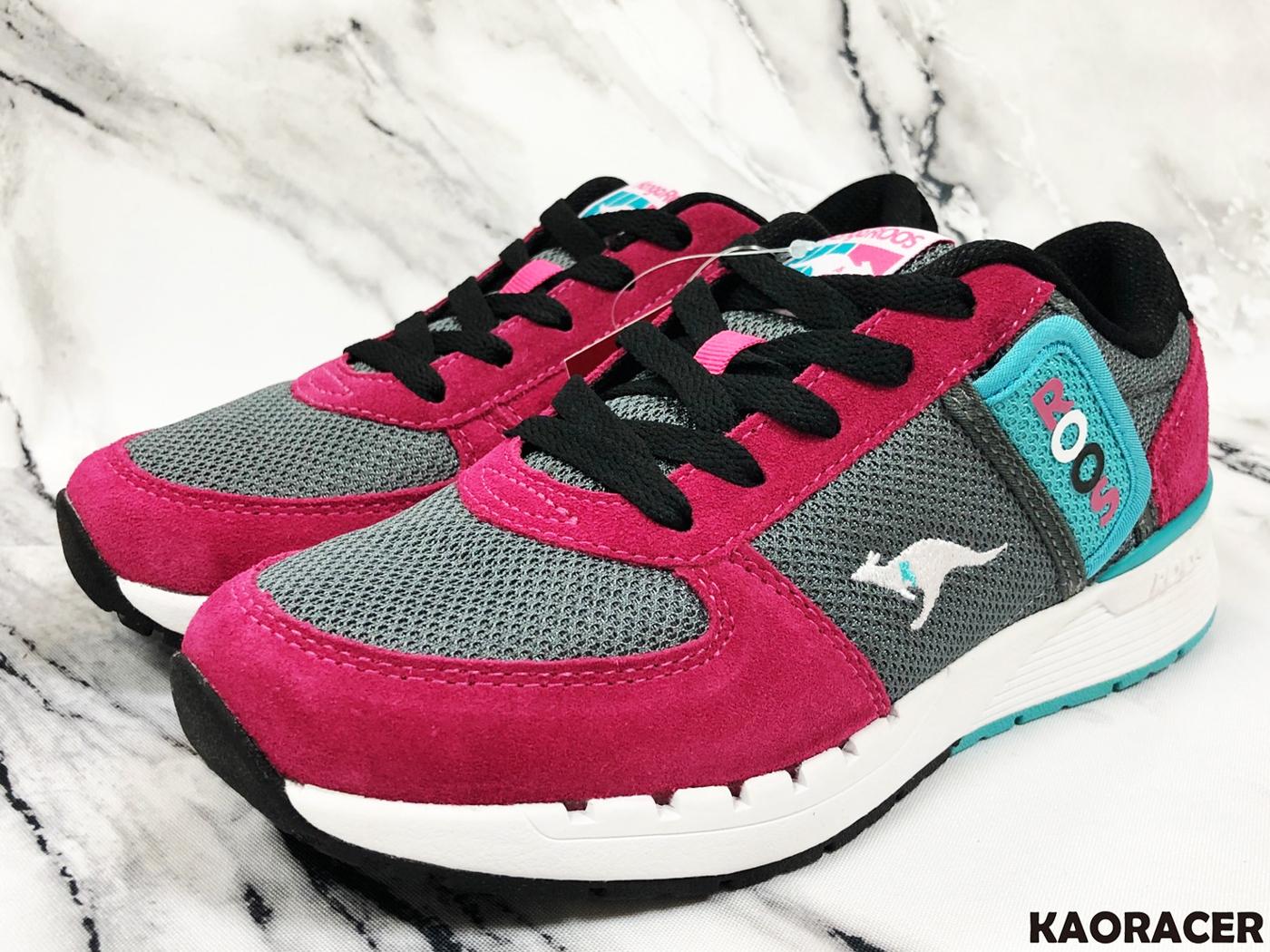 KangaROOS 女款多色系經典獨家設計口袋拉鍊鞋款-NO.KW91053