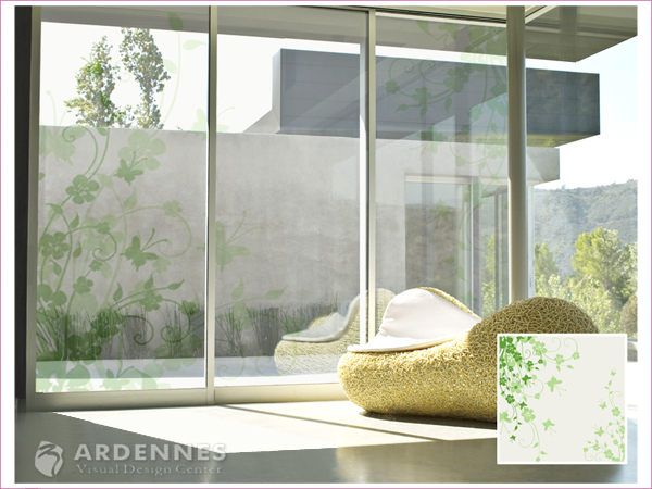 【ARDENNES】防水壁貼 壁紙 牆貼 / 磨砂面 亮面 / 玻璃透明貼紙 GS-008