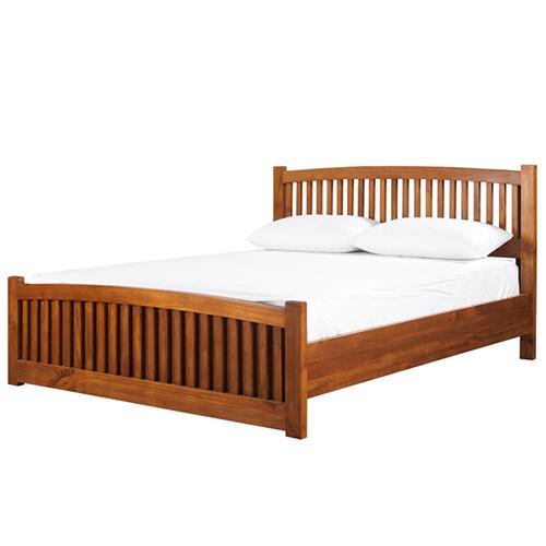 G款雙人床架【SCANDINAVIAN現代北歐】優渥實木家具 WMBS18T1