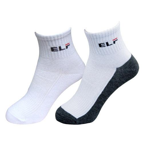 三合豐 ELF, 學生/休閒襪, 高彈性 款(有加大尺碼款)  - 普若Pro品牌好襪子專賣館