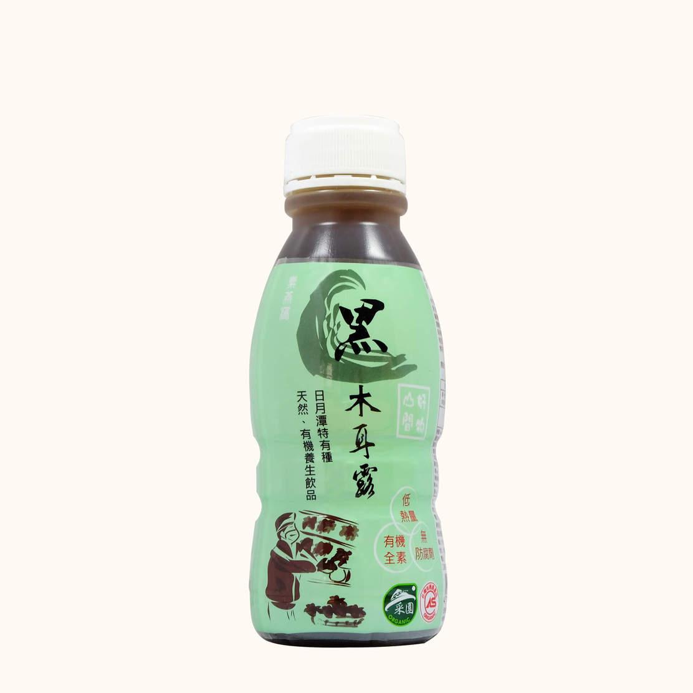 【台灣源味本舖】有機黑木耳露350ml/瓶