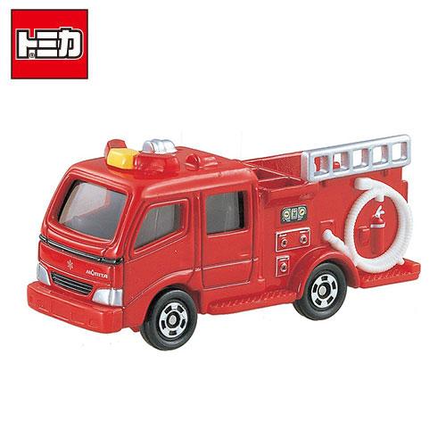 【日本進口】TOMICA 多美小汽車 MORITA 森田泵 消防車 NO.41 玩具車 - 654544
