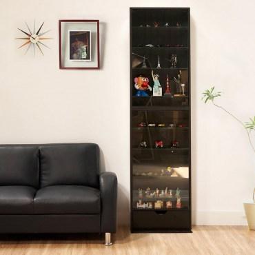 C&B可瑞訊第二代公仔模型展示櫃-黑色