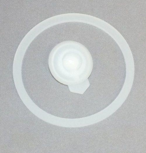 日本製 480ml 直飲式水壺 配件 止水墊圈 墊圈+環  .奶爸商城 189531
