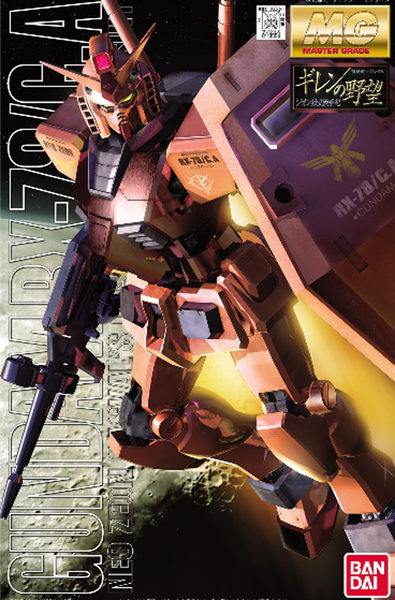 鋼彈模型 MG 1/100 基連的野望 RX-78/C.A 卡斯巴爾(夏亞)專用 TOYeGO 玩具e哥