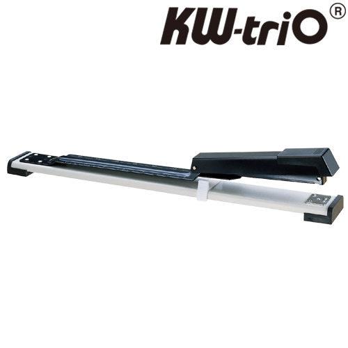 [奇奇文具]【KW-trio 釘書機】KW5900 長臂式釘書機/騎馬釘/可調距離31.7cm (使用24/6針)