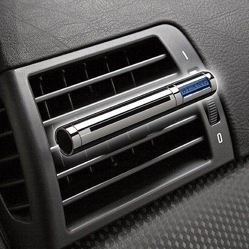 車之嚴選cars go汽車用品H-201日本CARMATE BLANG汽車冷氣出風口夾式芳香劑-8種顏色味道選擇