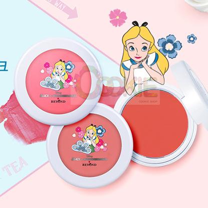 韓國BEYOND x ALICE愛麗絲午茶奶油霜感腮紅膏5g庫奇小舖