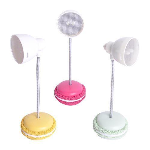 【我們網路購物商城】馬卡龍造型LED護眼檯燈 檯燈 桌燈