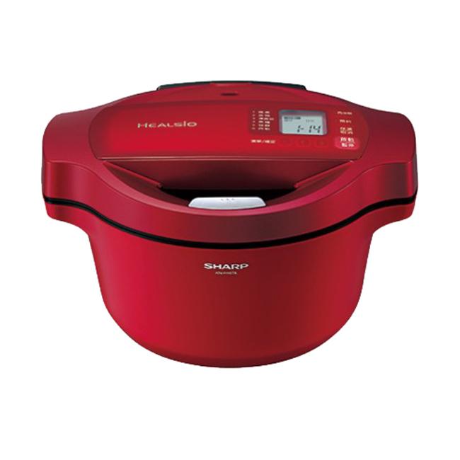 【SHARP夏普】日本原裝1.6L無水鍋/0水鍋 KN-H16TA