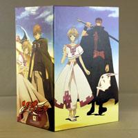 動漫TSUBASA翼1 DVD BOX 7片裝