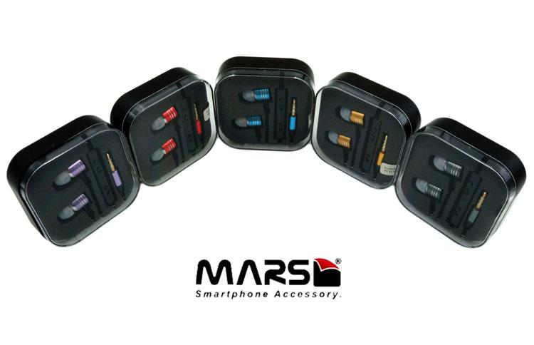marsfun火星樂Puzzyin入耳式高音質耳機3.5mm鑲金1.2M譜之音耳機可調音有線耳機入耳式