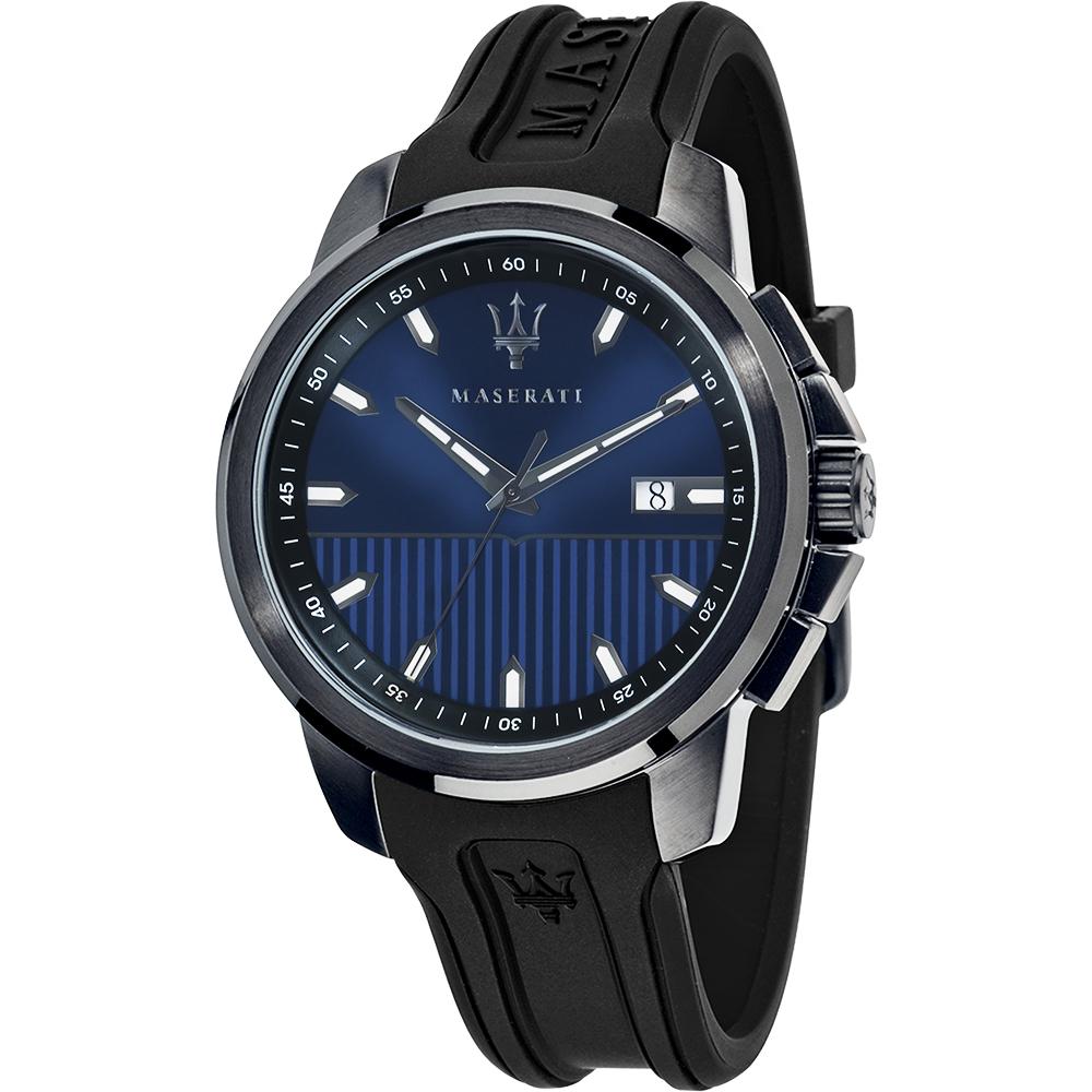 MASERATI WATCH-瑪莎拉蒂手錶-Sfida 2017精品石英錶-R8851123009-錶現精品公司-原廠正貨-鏡面保固一年