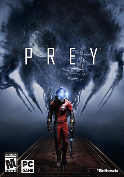 預購2017 5 5 PC版獵魂Prey亞版中文版