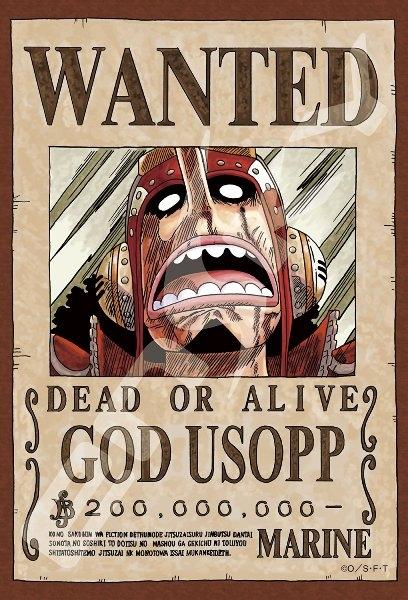 拼圖總動員PUZZLE STORY航海王新版懸賞單-騙人布日本進口拼圖Ensky海賊王One Piece 150P迷你