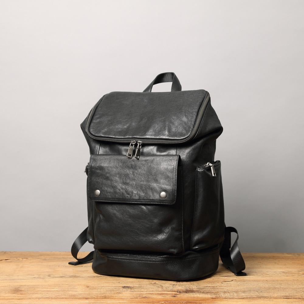 【Solomon原創設計皮件】花開正月 旅行後背包