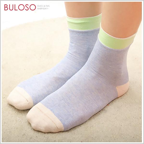《不囉唆》5色蕾絲襪 甜美/撞色/短襪/少女襪/蕾絲/襪子(不挑色/款)【A279536】