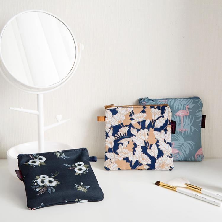 超豐國際帆布拉鏈衛生巾包衛生棉包姨媽巾小包衛生巾月事包收納
