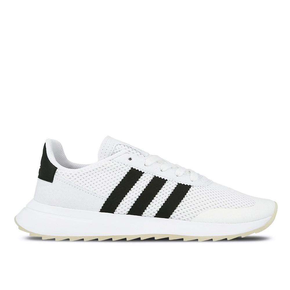adidas FLB FLASHBACK Runner W白黑韓風輕量休閒鞋情侶鞋男女鞋GT Company BA7760