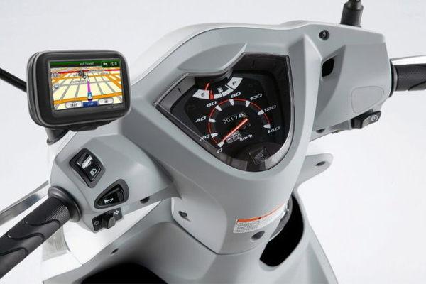 honda piaggio比雅久本田手機車架電動摩托車導航架重機車導航座後照鏡導航後視鏡導航固定架