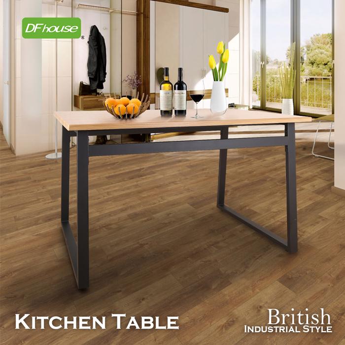 DFhouse英式工業風-餐桌餐椅庭院咖啡桌工作桌商業空間設計工業風