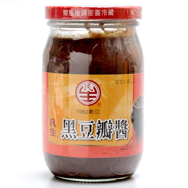 民生黑豆瓣醬460g