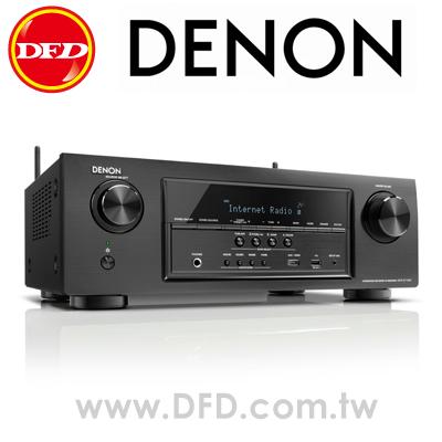 預購DENON天龍AVR-S710W 7.2聲道全4K Ultra HD劇院環繞擴大機藍牙WIFI公貨送4K HDMI線