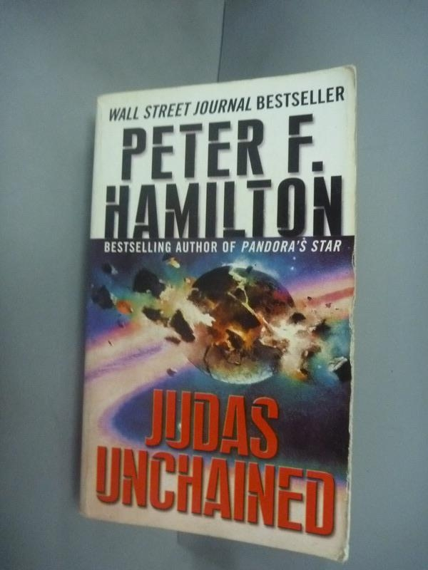 【書寶二手書T1/原文小說_HHF】Judas Unchained_Hamilton, Peter F.