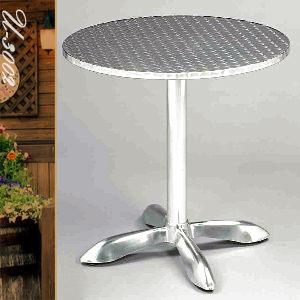 圓型餐桌.70CM鋁製圓桌(鋁包邊)圓茶几.置物桌.洽談桌.餐桌子.休閒桌.庭園桌.推薦哪裡買專賣店