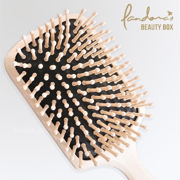 Osmo我思美櫸木按摩梳與黃金梳一樣的好品質潘朵拉的美妝盒