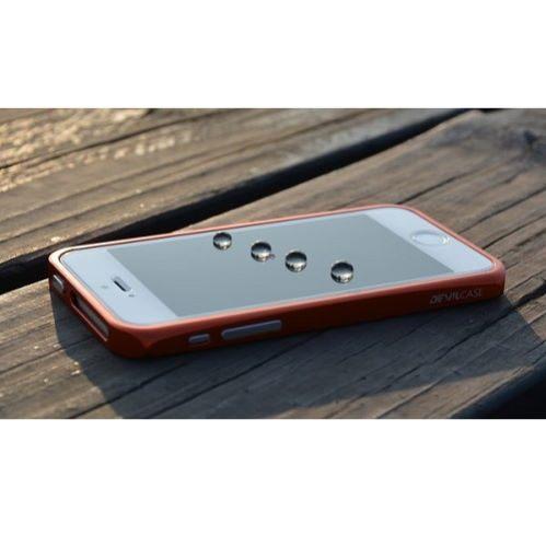 DEVILCASE 惡魔玻璃保護貼for iPhone5/5S/5C/4/4S