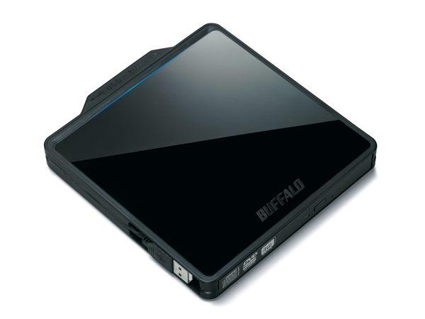 台中平價鋪全新巴比祿BUFFALO DVSM-PC58U2VB外接式DVD燒錄機黑