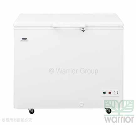 Haier 海爾 319公升 臥式密閉冷凍櫃 HCF-368H ★24期0利率★櫃內容量319公升 斷電後100小時不化凍