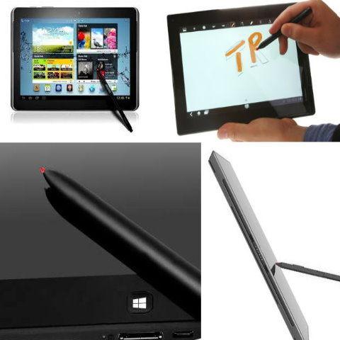 Dell Latitude 10 Latitude10 戴爾適用壓感筆刷感壓筆觸控筆電腦繪圖筆手寫筆電磁筆電繪筆壓力筆送筆芯