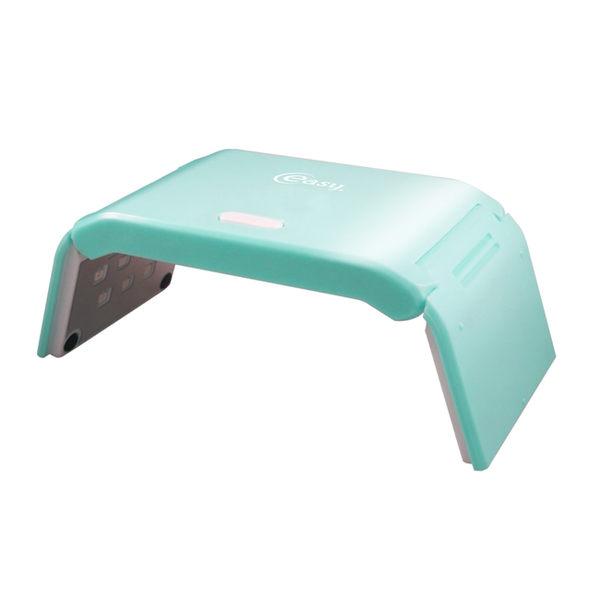 美甲燈馬卡龍超可愛LED燈薄荷綠光療燈買就送ORLY甲油膠