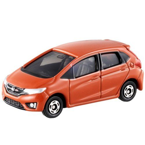 《TOMICA火柴盒小汽車》TM066 Honda FIT ╭★ JOYBUS玩具百貨