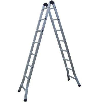 祥江鋁梯-擴孔式二關節梯16.5尺