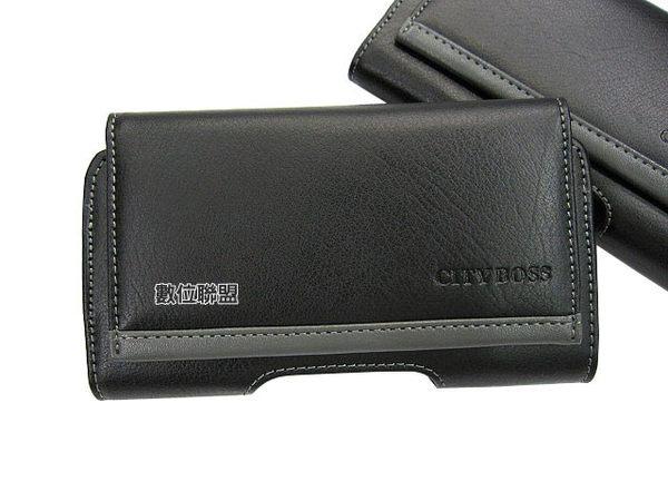 CITY BOSS牛皮真皮腰掛式手機皮套LG G6 Stylus 3 K10 K8 K4腰掛皮套腰夾皮套橫式皮套手機皮套