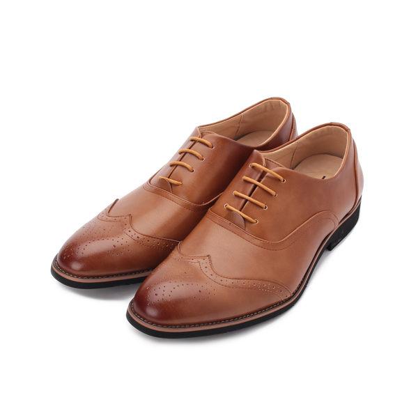 SARTORI 牛津雕花紳士皮鞋 棕 男鞋 鞋全家福