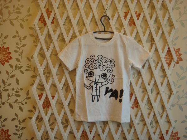 CUCU芯衣草~圓領短袖MIT圖案T恤YA-女款白色