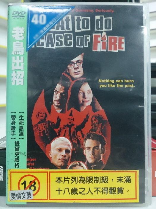 挖寶二手片-332-015-正版DVD*電影【老鳥出招】提爾史威格
