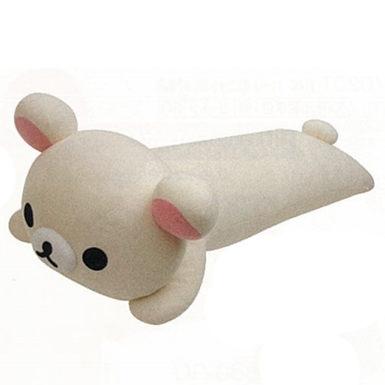 拉拉熊懶懶熊SAN-X牛奶妹長型抱枕娃娃公仔-100公分