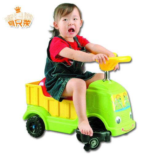 寶貝樂可愛扭扭小卡車~堅固耐用CA-05 BT0032